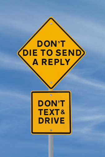 """It Can Wait"": Stop Texting and Driving Movement"